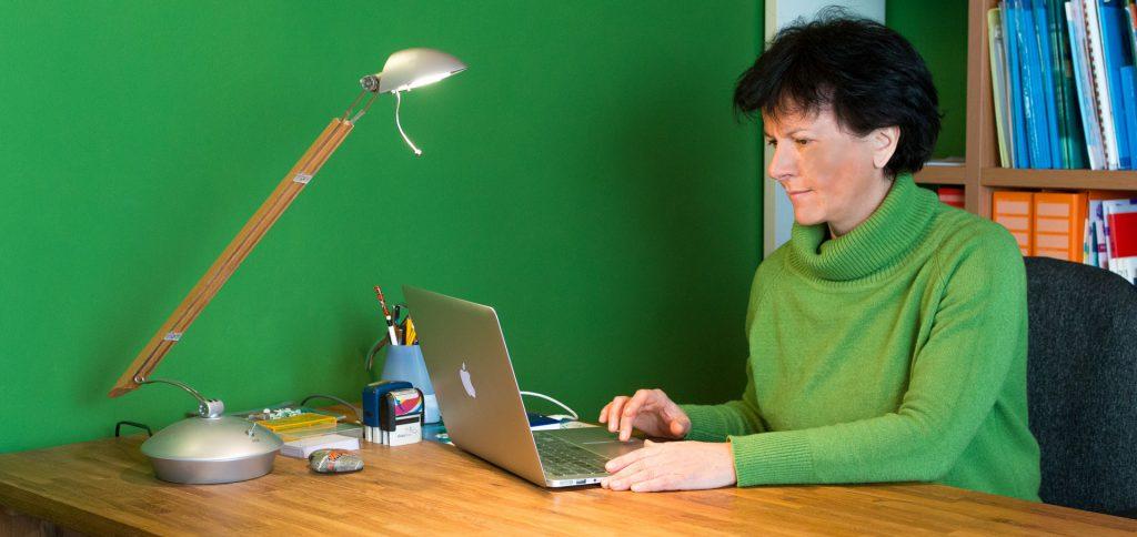 Laura Prosdocimo In Ufficio