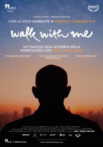 Copertina Film Walk With Me Una Viaggio Alla Scoperta Della Mindfulness