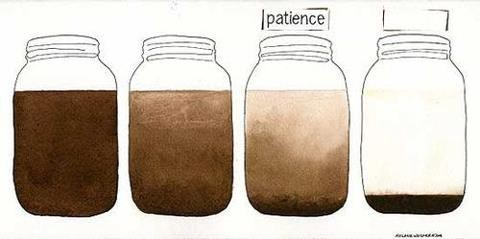 Mindfulness Patience Jar